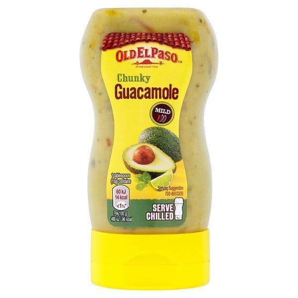 Old El Paso Guacamole Squeezy 240g