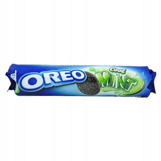 Oreo Cookies Mint flavour 154g