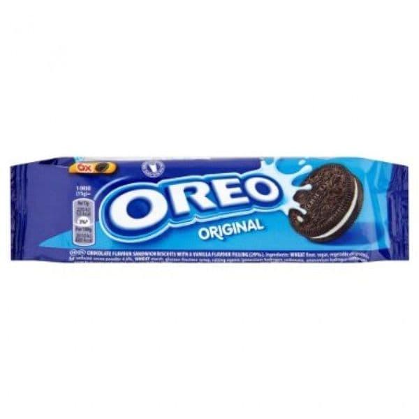 Oreo Cookies Snack Pack 6