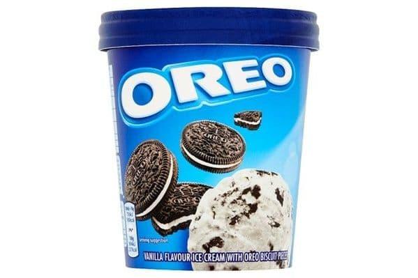 Oreo Ice Cream 480ml