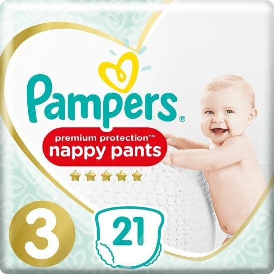 Pampers Premium Pants Size 3 (21)