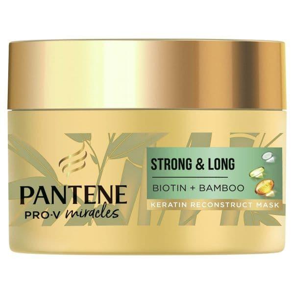 Pantene Pro-V Strong & Long Keratin Reconstruct Mask 160ml