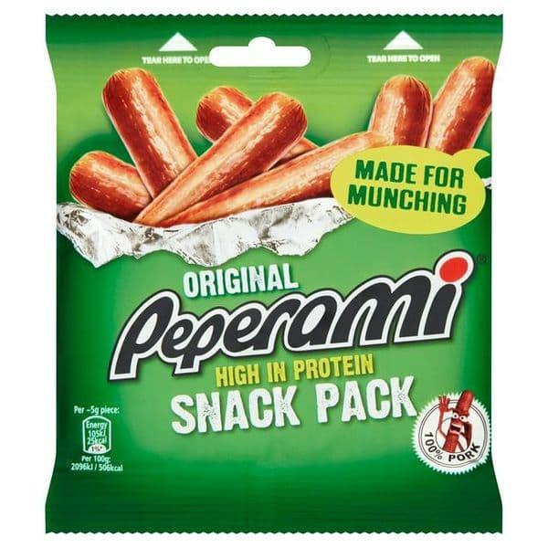 Peperami Original Snack Pack 50g