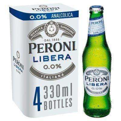 Peroni Libera 0% 4x330ml