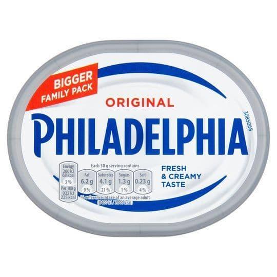 Philadelphia Family Pack Original 340g