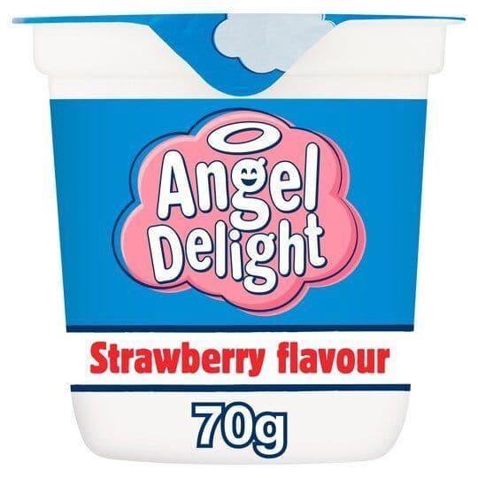 Pot of Angel Delight Strawberry 70g