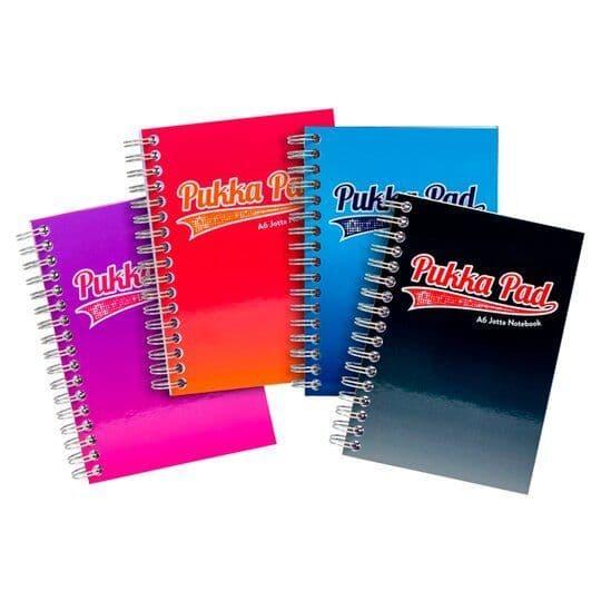 Pukka Pad A6 Jotta Notebook Each