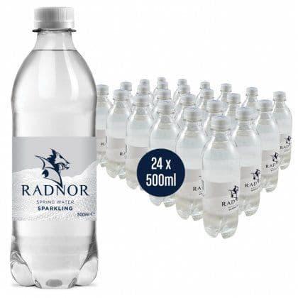 Radnor Sparkling Water 24x500ml