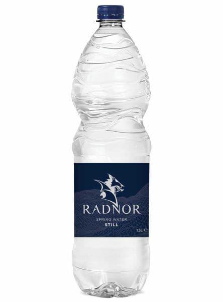Radnor Spring Water Still 12x1.5L