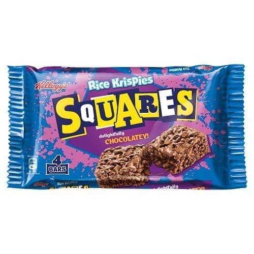 Rice Krispies Squares Chocolatey 4pk