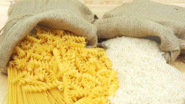 Rice, Pasta, Noodles