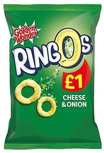 Ringos Cheese & Onion 55g