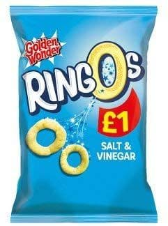 Ringos Salt & Vinegar 55g