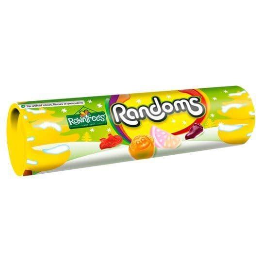 Rowntrees Randoms Tube 100g