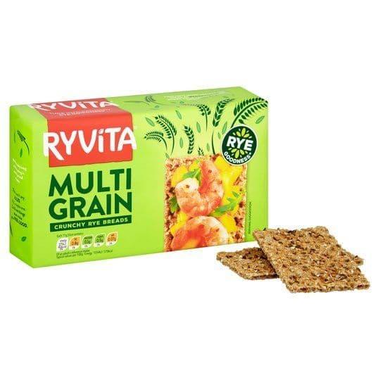 Ryvita Multigrain Rye Bread 250g