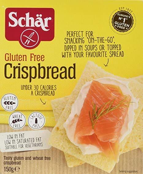Schar Gluten Free Crisp Bread
