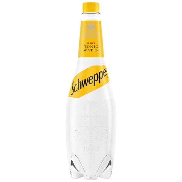 Schweppes Tonic Water 1L