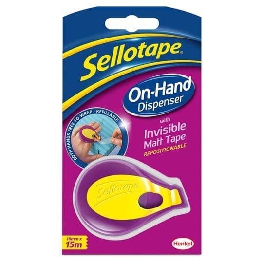 Sellotape On-Hand Dispenser