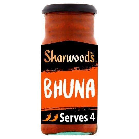 Sharwoods Bhuna Sauce 420g
