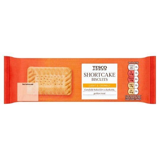 Shortcake Biscuits Tesco 200g