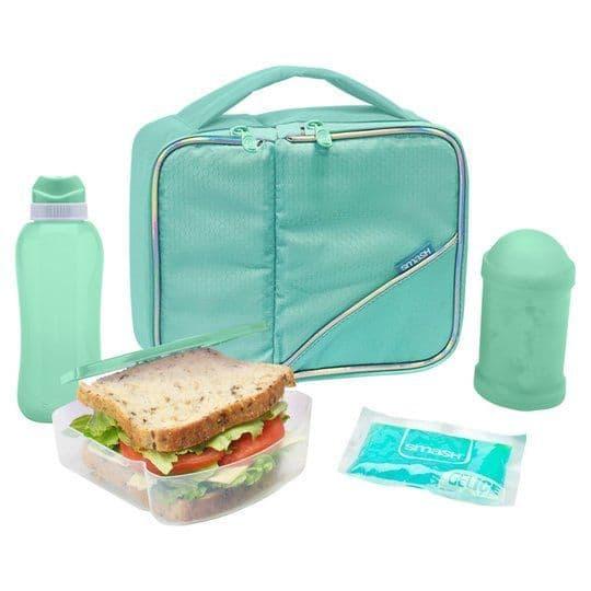 Smash Lunchbox Bag 5 Piece