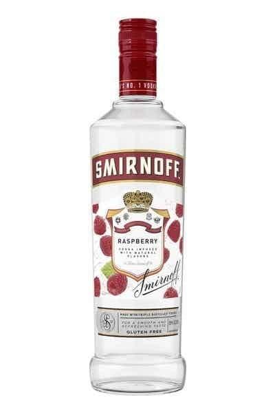 Smirnoff Raspberry 70cl