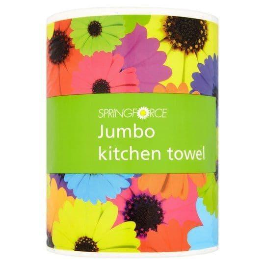 Springforce Jumbo Kitchen Towel