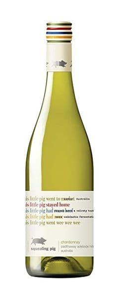 Squealing Pig Australian Chardonnay 75cl