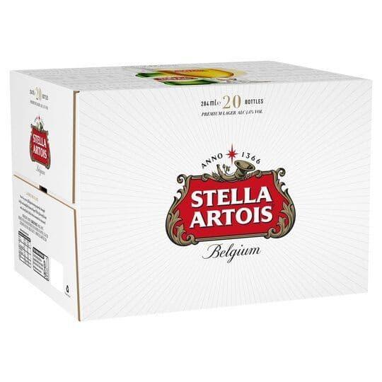 Stella Artois 20x284ml