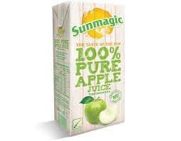 Sunmagic Apple Juice 1L
