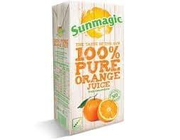 Sunmagic Orange Juice 1L