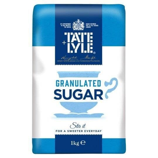 Tate&Lyle Granulated Sugar 1kg
