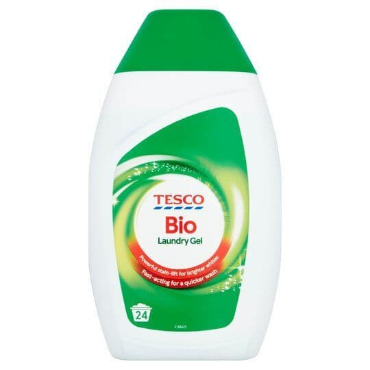 Tesco Bio Laundry Gel 720ml