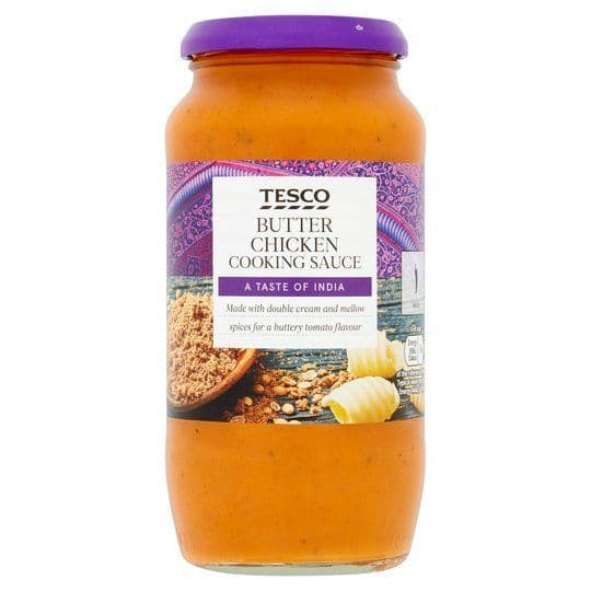 Tesco Butter Chicken Sauce