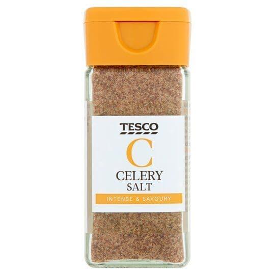 Tesco Celery Salt 75g