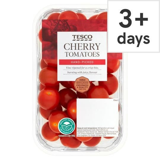 Tesco Cherry Tomatoes 330g
