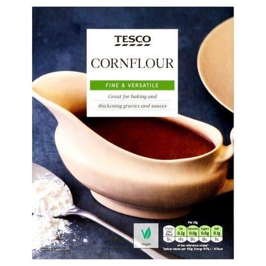 Tesco Cornflour 500g
