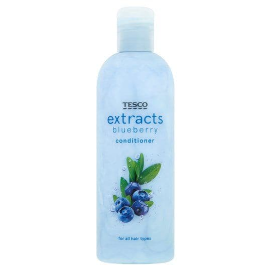 Tesco Extracts Blueberry Conditioner 500ml