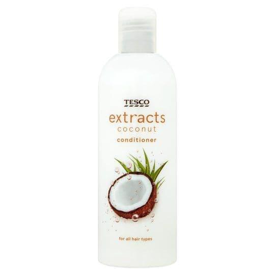 Tesco Extracts Coconut Conditioner 500ml