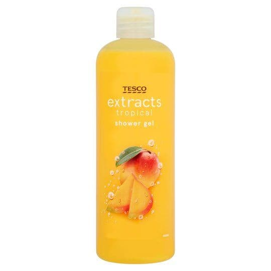 Tesco Extracts Tropical Shower Gel 500ml