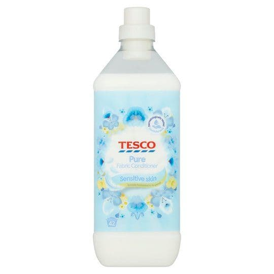 Tesco Fabric Conditioner Pure 42 Washes 1.26L