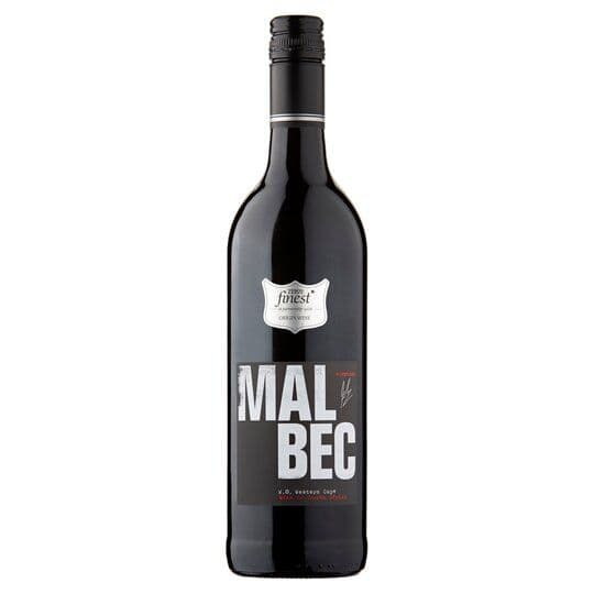 Tesco Finest South African Malbec 75cl