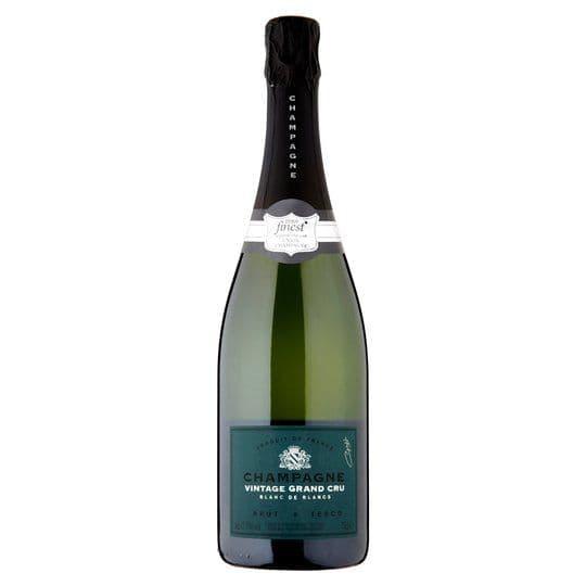 Tesco Finest Vintage Champagne 75cl