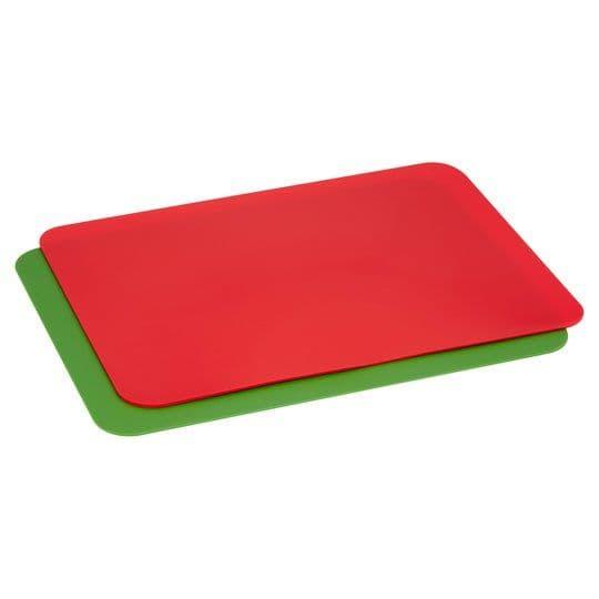 Tesco Flexible Chopping Mats 2pk