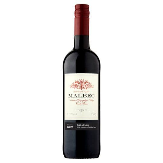 Tesco French Malbec 75cl