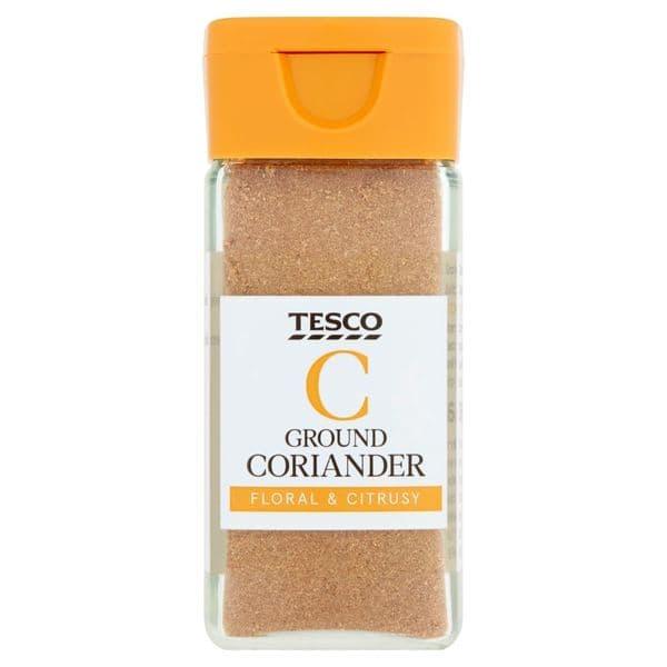 Tesco Ground Coriander 36g