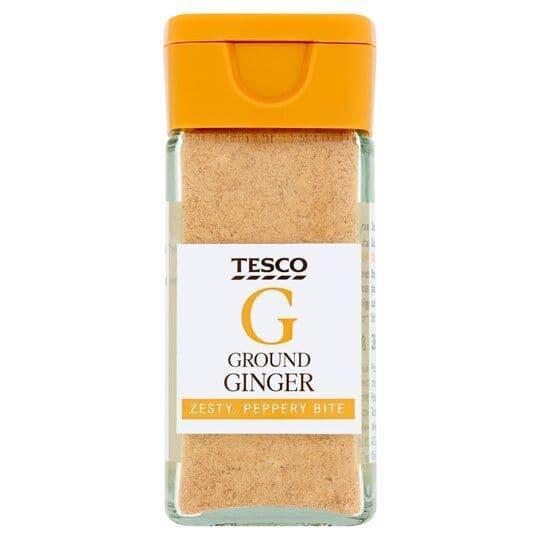 Tesco Ground Ginger 38g