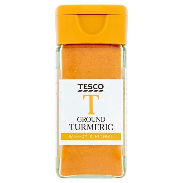Tesco Ground Turmeric 45g