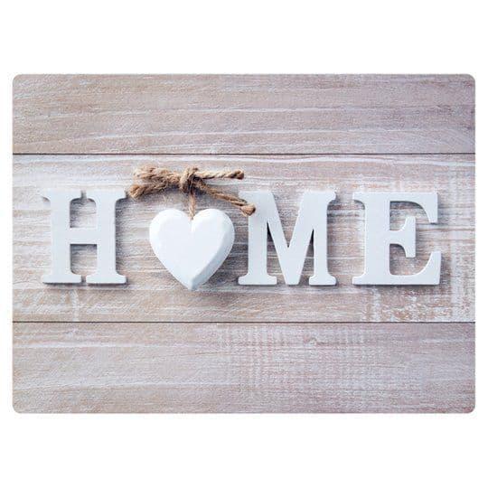 Tesco Home Placemat 4pk