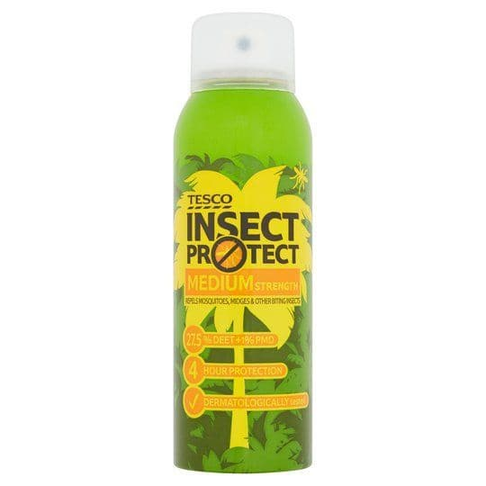 Tesco Insect Repellent Spray 125ml